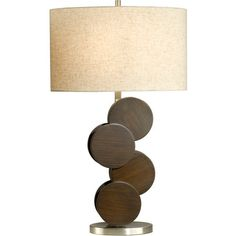 I pinned this Dots Table Lamp from the Lighting Under $150 event at Joss and Main!