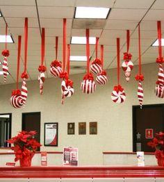estilo-decoracion-de-la-oficina-en-navidad