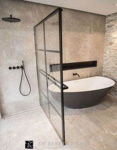 Dream Bathrooms, Small Bathroom, Master Bathroom, Bathroom Ideas, Bathroom Black, Bathroom Colors, Bathroom Mirrors, Bathroom Storage, Master Baths