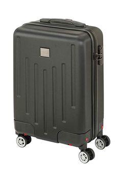 High quality - innovative product. Great gift for a frequent traveller Koffer, Rucksäcke & Taschen, Reisegepäck, Koffer & Trolleys High, Detroit, Suitcase, Abs, Travel, Black, Bags, Crunches, Viajes