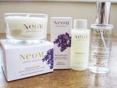 We Were Raised By Wolves: Review: Neom Perfect Night's Sleep Kit