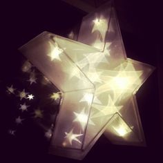 Star Christmas 2013 Table Lamp, Star, Paper, Christmas, Pictures, Home Decor, Xmas, Photos, Table Lamps