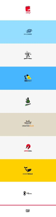 Creative Logo Mix on Behance