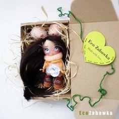 Искусство заключается в том, чтобы найти необыкновенное в обыкновенном и обыкновенное в необыкновенном. Дени Дидро ___________________________  Куколка - Зайка  Малышка домик нашла. Зайка улетела в США. * Doll SOLD out / Куколка продана. #eco_zabawka#artisanland#toys_gallery#proday_handmade#master_vdoxnoveniya