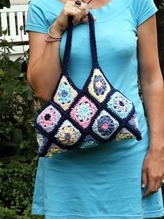 Bag Crocheted by Melissa