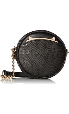 Betsey Johnson Cat's Meow Crossbody, Black Best Price