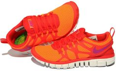 Love love love colour popping Nike Free 3.0 V3 Trainers.  139.95 2f3ab9d88a