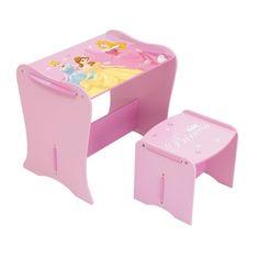 Mon premier bureau Disney Princesses.