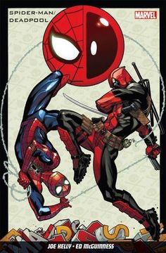 In 'Isn't It Bromantic' the Webbed Wonder and the Merc with a Mouth are teaming up to become the definitive Dynamic Duo.