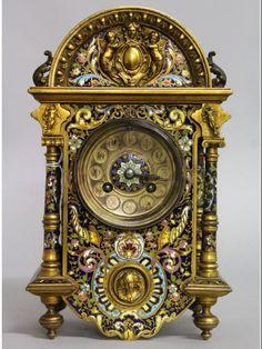 Reloj y ESAMILLOde mesa EN ESPAÑA DEL SIGLO XIX