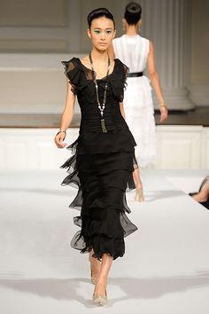 vintage oscar de la renta haute couture - Google Search