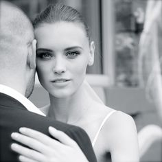 Gentle Bride: Mila Krasnova    Mup/hair: Sergey Logvinov, using Chanel cosmetics
