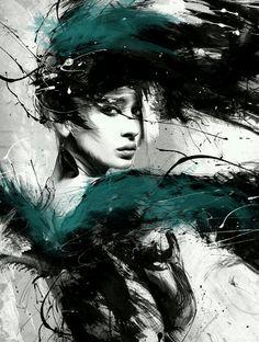15 New Advertising Photo Manipulation Artwork L'art Du Portrait, Portraits, Oeuvre D'art, Photo Manipulation, Female Art, Fantasy Art, Cool Art, Art Photography, Inspiring Photography
