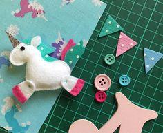 Unicorn Personalised Box Frame Personalised Gift Keepsake