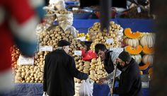 Is there a potato conspiracy in Turkey? - Al-Monitor: the Pulse of the Middle East