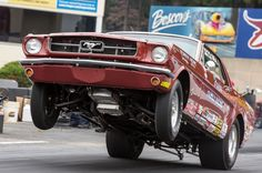 Motor'n | MUSTANGS TAKE WINS IN STOCK, SUPER STOCK CLASSES IN DUTCH CLASSIC AT MAPLE GROVE