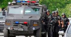 Charleston Voice: Militarized Police: The Standing Army the Founders Warned About