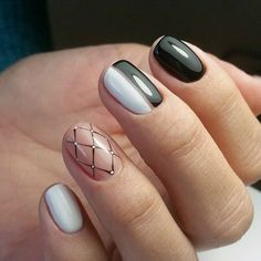 Домашний маникюр   Дизайн ногтей новинки