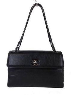 7fb0a3c75bdf2a Chanel Classic Flap Tote Shoulder Bag $2,875 Chanel Classic Flap, Chanel  Shoulder Bag, Beautiful