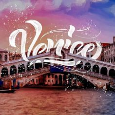 Work by  @typebychris  Venice