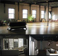        estilo industrial (loft): espacios fascinantes          Decorar tu casa es facilisimo.com