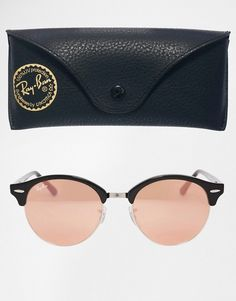 89baf95a9c Discover Fashion Online Rose Gold Mirrored Sunglasses, Gold Sunglasses, Ray  Ban Sunglasses, Sunglasses