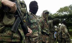 Las FARC cumplen hoy 50 años en medio de un alto el fuego