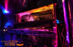 The Los Angeles Haunted Hayride is back for another fright filled Halloween haunt! Ride aboard a tractor-pulled wagon with a group of friends in the Haunted Hayride or venture into the mortifying In-Between maze or visit the Purgatory Side Show…if you dare! Visit www.xplorela.com