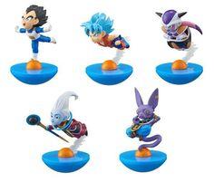 YuraColle #DragonBall Super Son #Goku #Vegeta #Freezer Whis Beerus
