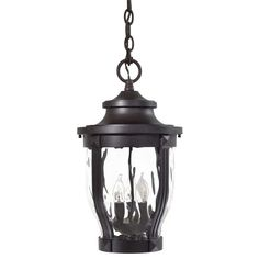 You'll love the Porterfield 3-Light Outdoor Hanging Lantern at Wayfair - Great Deals on all Lighting products with Free Shipping on most stuff, even the big stuff.