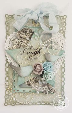 Steph Devlins Gallery: Live Laugh Love Tag