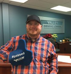 Congratulations on your successful commercial road test, Tennille!  Enjoy the doors that are now opened for a new career! #ipassed #SuccessSaturday