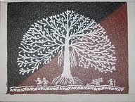 warli tree of life - Google Search
