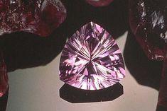 Amethyst information courtesy of the International Colored Gemstone Association (ICA)