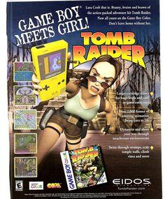 'Tomb Raider'[GBC] [USA] [MAGAZINE] [2000] • Nintendo Power, May 2000 (#132) • Scanned by RetroMags, via EmuParadise