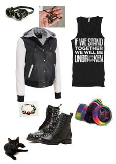 """""""Untitled #307"""" by foandomstuck ❤ liked on Polyvore"""