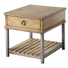 Beaumont has a casual, laid back personality.  A planked top constructed of oak veneers wears a withered oak finish.