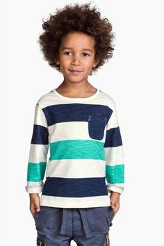 T-shirt à manches longues | H&M
