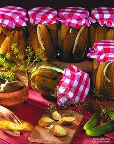 Édes-ecetes uborka – Receptletöltés Watermelon, Food And Drink, Cooking Recipes, Foods, Fruit, Drinks, Mocha, Food Food, Drinking