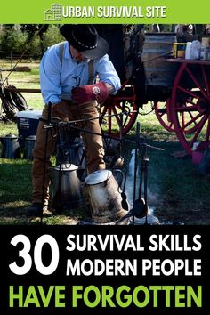If the end of the world as we know it ever happens, skills like driving will be useless. The skills of our forefathers, however, will never be useless. Survival Tips, Survival Skills, End Of The World, This Is Us, Forget, Shit Happens, Wilderness Survival