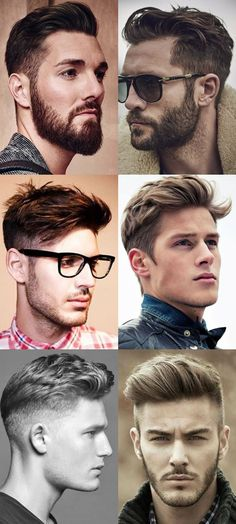 Men's Summer 2016 Hairstyles The Textured Quiff. #menshairstyles #menshair…