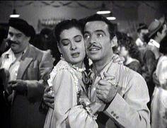 ¡Ay amor... cómo me has puesto! (1950). Me gusta la expresion de Marcelo.