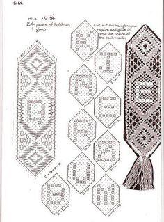 Bobbin Lace Patterns, Sewing Patterns, Crochet Patterns, Bobbin Lacemaking, Log Cabin Quilts, Lace Heart, Lace Jewelry, Lace Doilies, Needle Lace