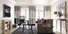 Lujosas habitaciones, Suite piedra de cañon del hotel Bel-Air en California