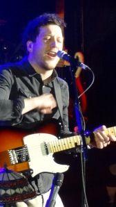 Review of Matt Cardle gig