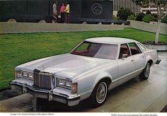 1979 Mercury Cougar Brougham 4 Door Pillared Hardtop   Flickr
