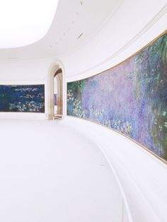 Finch & Fawn : Tuileries, Water Lilies by Monet