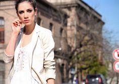 White Dress, Dresses, Fashion, Female Clothing, Spring Summer 2016, Style, Women, Vestidos, Moda