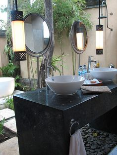 #Our beautiful bathroom......
