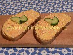 Mrkvová pomazánka Banana Bread, Fit, Desserts, Tailgate Desserts, Deserts, Shape, Postres, Dessert, Plated Desserts